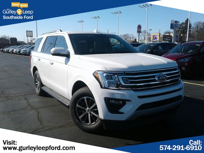 New 2019 Ford Expedition XLT SUV in South Bend, IN