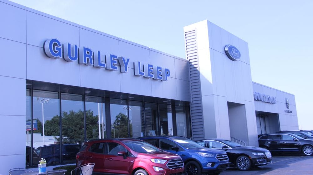 Jordan Ford Mishawaka >> Gurley Leep Ford New Used Certified Ford Dealership South