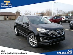 New 2019 Ford Edge Titanium SUV SouthBend,IN