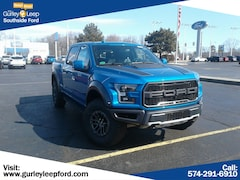 New 2019 Ford F-150 Raptor Truck SuperCrew Cab SouthBend,IN