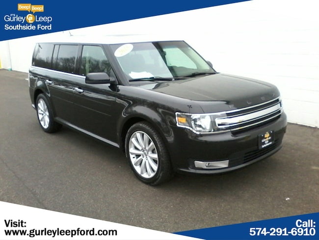Used 2015 Ford Flex SEL Sport Utility in South Bend, IN