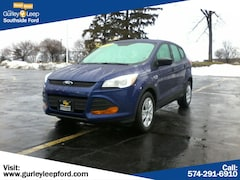 Used 2016 Ford Escape S Sport Utility 1FMCU0F77GUB44679 SouthBend,IN