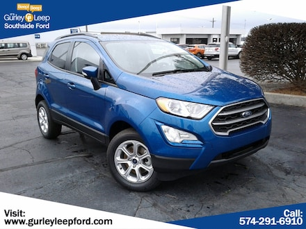 New Featured 2021 Ford EcoSport SE SUV for sale near you in South Bend, IN