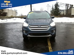 Certified Pre-Owned 2018 Ford Escape SE Sport Utility for sale near you in South Bend, IN