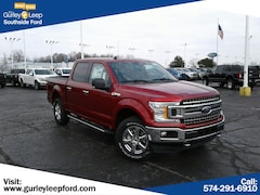 New 2019 Ford F-150 Truck SuperCrew Cab SouthBend,IN