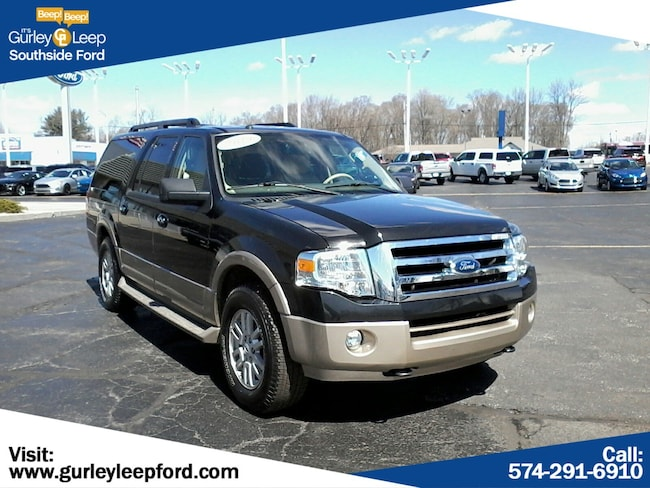Certified Used 2014 Ford Expedition EL XLT Sport Utility in South Bend, IN