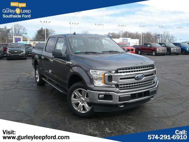 New 2019 Ford F-150 Truck SuperCrew Cab in South Bend, IN
