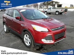Certified Pre-Owned 2016 Ford Escape SE Sport Utility for sale near you in South Bend, IN