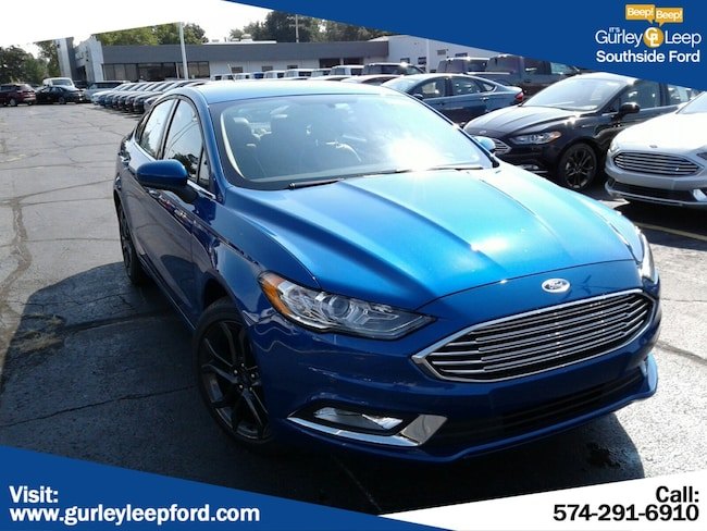 New 2018 Ford Fusion SE Sedan in South Bend, IN