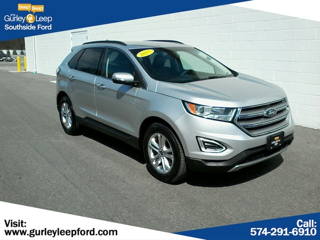 Used 2015 Ford Edge SEL Sport Utility in South Bend, IN