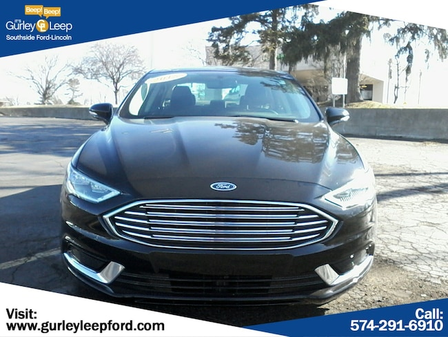 Used 2018 Ford Fusion For Sale | South Bend IN | VIN: 3FA6P0HD9JR202856
