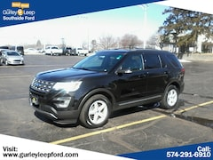 Certified Pre-Owned 2016 Ford Explorer XLT Sport Utility for sale near you in South Bend, IN