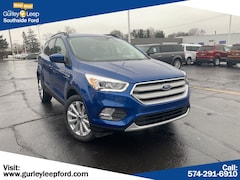 New 2019 Ford Escape SEL SUV 1FMCU9HD6KUA61776 SouthBend,IN