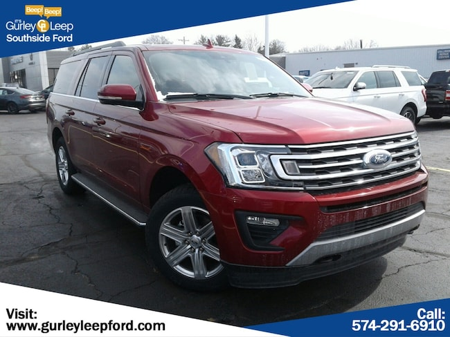 New 2019 Ford Expedition Max XLT SUV in South Bend, IN