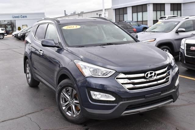 Hyundai santa fe used cars for sale