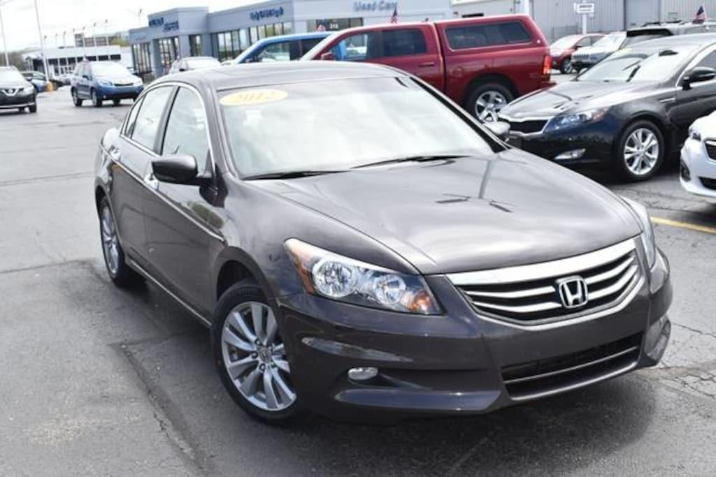 2012 Honda Accord For Sale >> Used 2012 Honda Accord For Sale At Gurley Leep Subaru Vin 1hgcp3f85ca020249