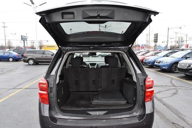 Used 2016 Chevrolet Equinox For Sale at Gurley Leep Subaru | VIN:  2GNALCEK6G6269684