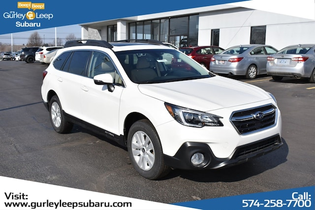 New 2019 Subaru Outback For Sale in Mishawaka IN | 4S4BSAHC5K3272127 |  South Bend, Elkhart & Granger