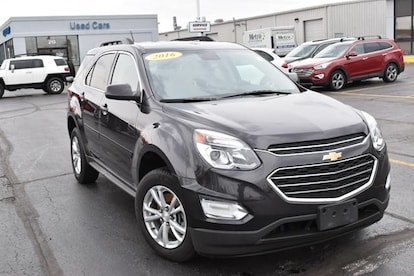 Pictures Of Chevy Equinox >> Used 2016 Chevrolet Equinox For Sale At Gurley Leep Subaru Vin 2gnalcek6g6269684