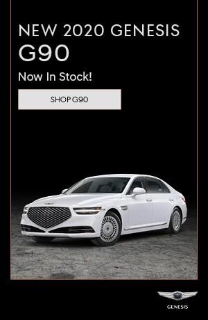 2020 Genesis G90 - Now In Stock!