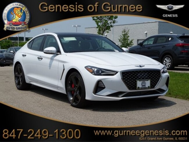 2019 Genesis G70 3.3T Sport Sedan