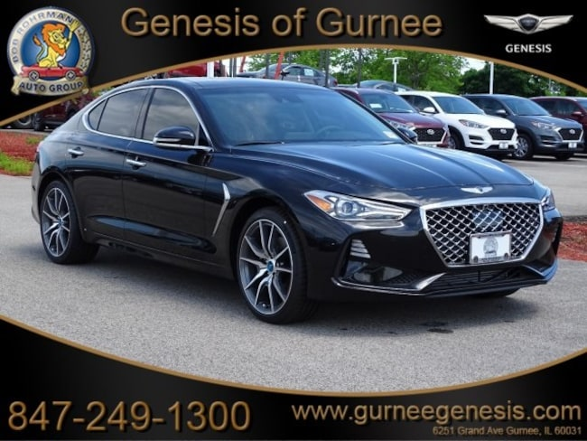 2019 Genesis G70 2.0T Dynamic Sedan