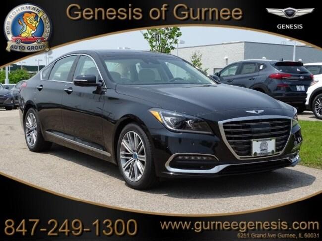 2019 Genesis G80 3.8 Ultimate Sedan
