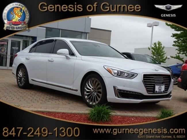 2019 Genesis G90 5.0 Ultimate Sedan