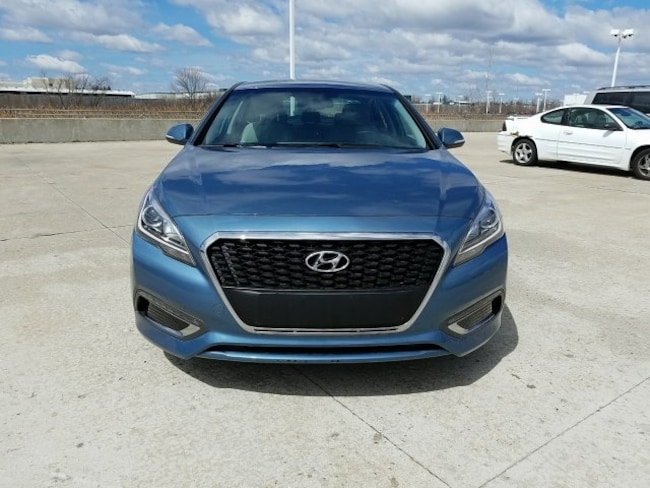 new 2016 hyundai sonata hybrid for sale at gurnee hyundai vin kmhe24l10ga037660. Black Bedroom Furniture Sets. Home Design Ideas