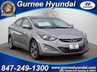 2014 Hyundai Elantra Limited Sedan