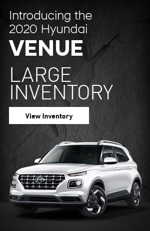 Introducing the 2020 Hyundai Venue