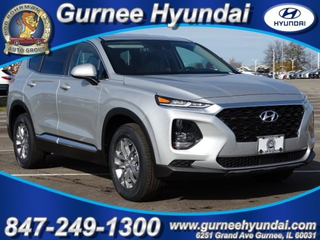 2019 Hyundai Santa Fe SE SUV