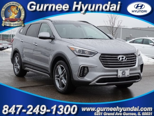 New 2019 Hyundai Santa Fe XL For Sale at Gurnee Hyundai