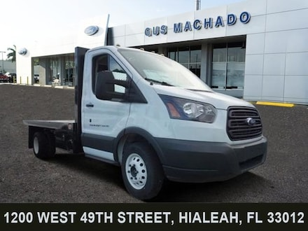 2018 Ford Transit-350 Cab Chassis Base w/10,360 lb. GVWR Truck