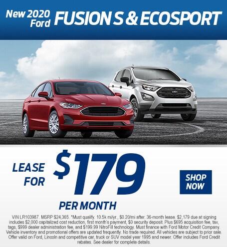 2020 Fusion / EcoSport