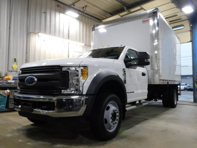 2017 Ford F-550SD XL Truck