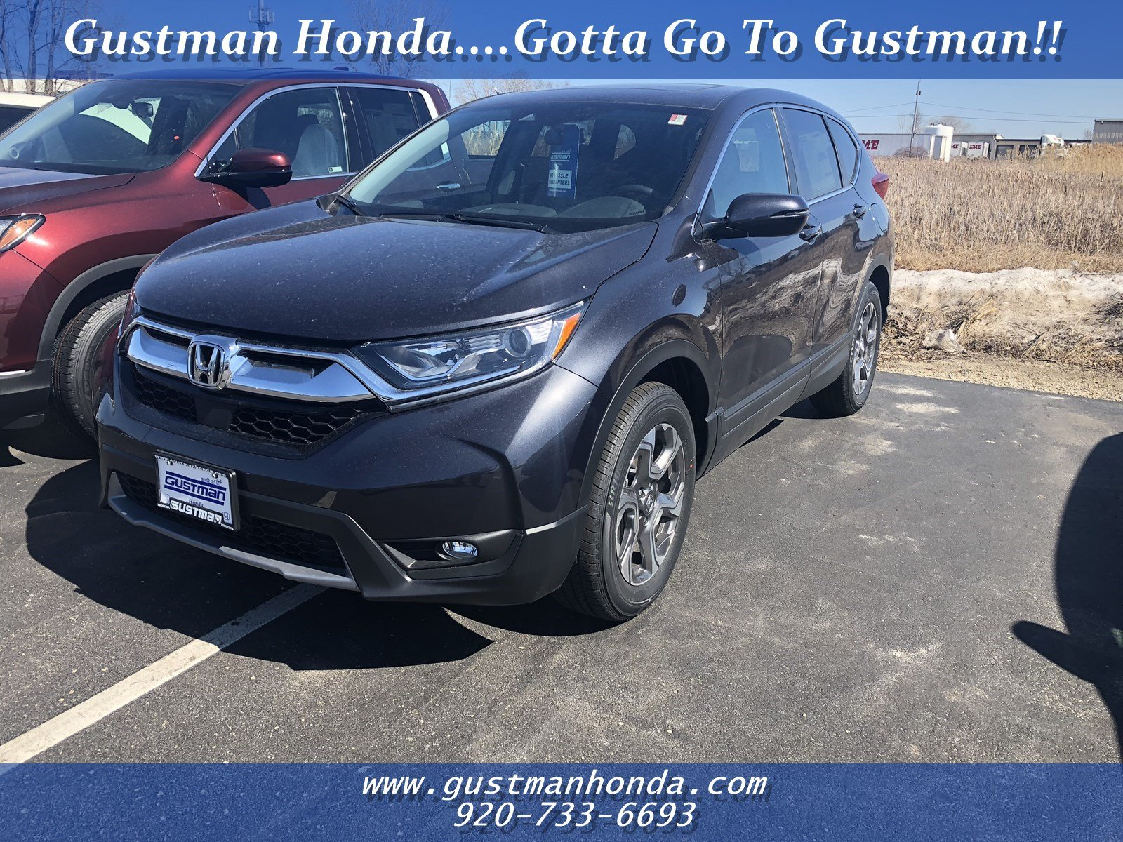 New 2019 Honda CR-V For Sale at Gustman Honda | VIN