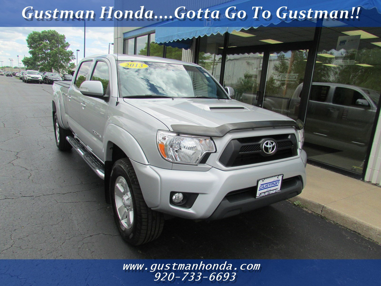 2013 Toyota Tacoma 4x4 V6 Automatic Truck Double Cab