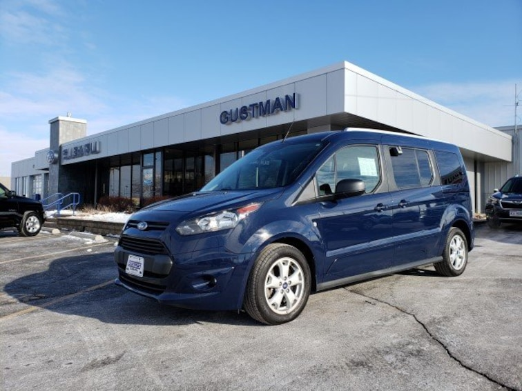 9e1b13b407 Used 2015 Ford Transit Connect Wagon XLT Wagon Appleton
