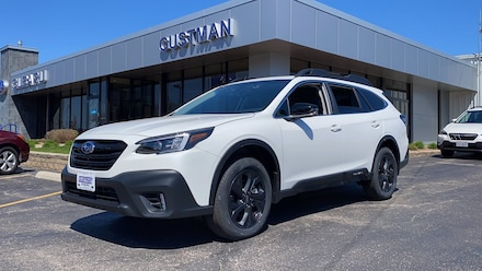 Featured New 2021 Subaru Outback Onyx Edition XT SUV for Sale in Appleton, WI