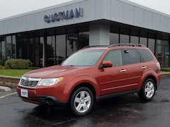 Used 2010 Subaru Forester 2.5X Premium Auto 2.5X Premium w/All-Weather Pkg JF2SH6CC8AH787181 in Appleton, WI