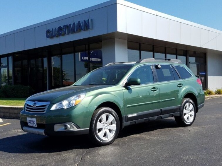 Used 2012 Subaru Outback 2.5i Limited Wagon Appleton, WI