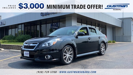 Featured Used 2013 Subaru Legacy for Sale in Appleton, WI
