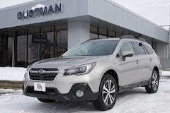 Certified Pre-Owned 2018 Subaru Outback Limited 2.5i Limited 19384A in Appleton ,WI