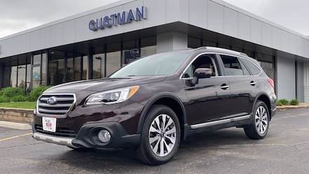 Featured Used 2017 Subaru Outback Touring 2.5i Touring for Sale in Appleton, WI