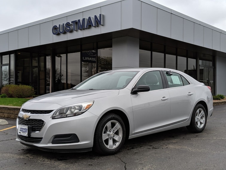 Used 2015 Chevrolet Malibu LS Sedan Appleton, WI