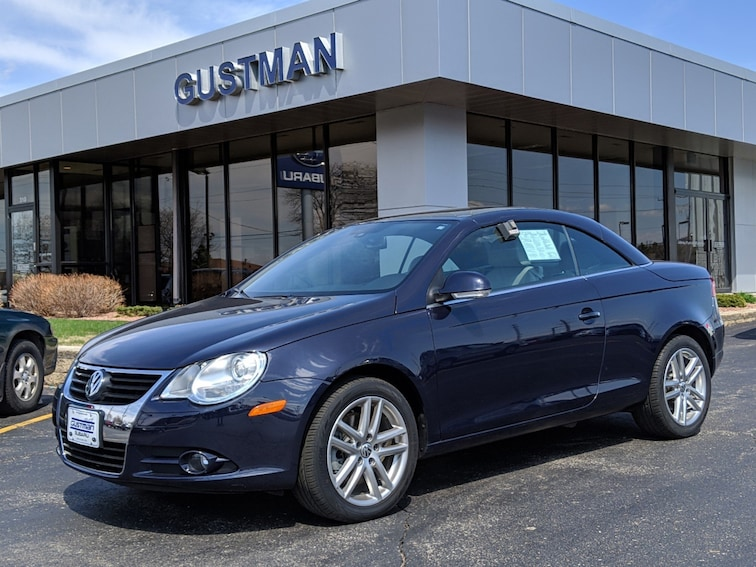 Used 2008 Volkswagen Eos Lux Convertible Appleton, WI