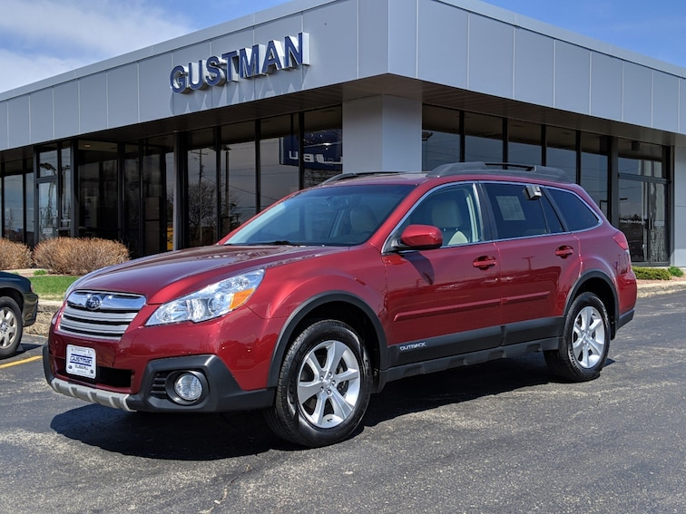 Used 2014 Subaru Outback 2.5i Limited Wagon Appleton, WI