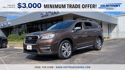Featured Used 2020 Subaru Ascent Touring Touring 7-Passenger for Sale in Appleton, WI