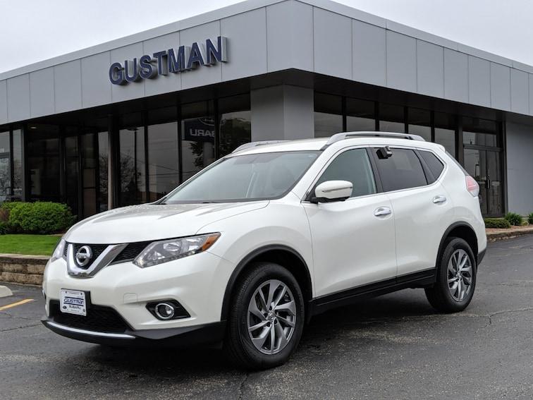 Used 2015 Nissan Rogue Appleton, WI